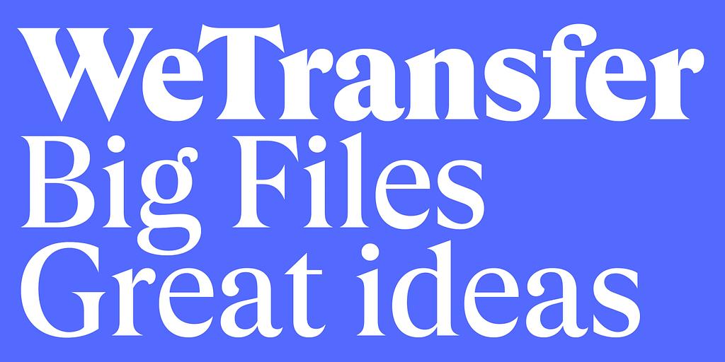 mare nostrum graficas grilli type foundry tipografia wetransfer