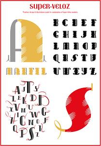 mare nostrum graficas tipografia super veloz trochut coleccion 6