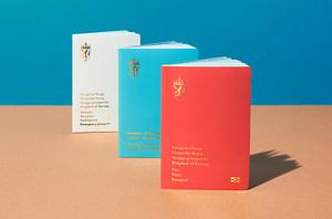 marenostrumgraficas diseño pasaportes noruega
