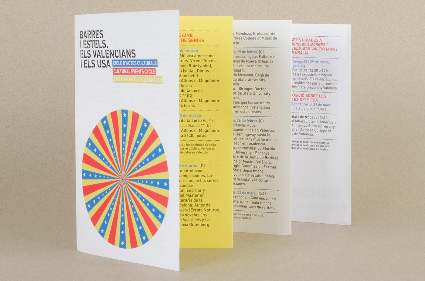 Barres i estels, els valenciams i els USA - Museu Etnografic Valencia