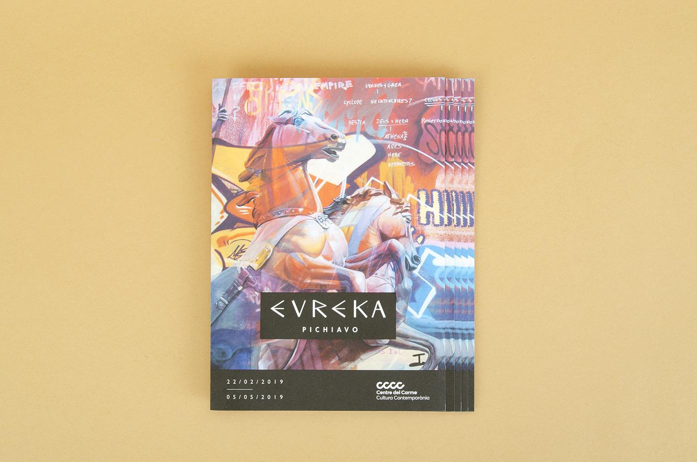 Evreka by Pichiavo - Centre del Carme