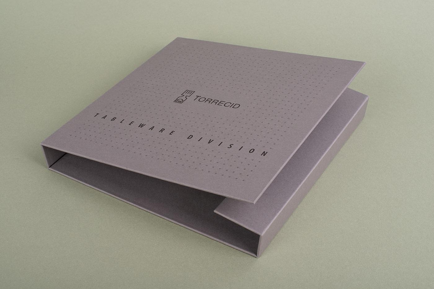 Carpeta - Torrecid Tableware Division