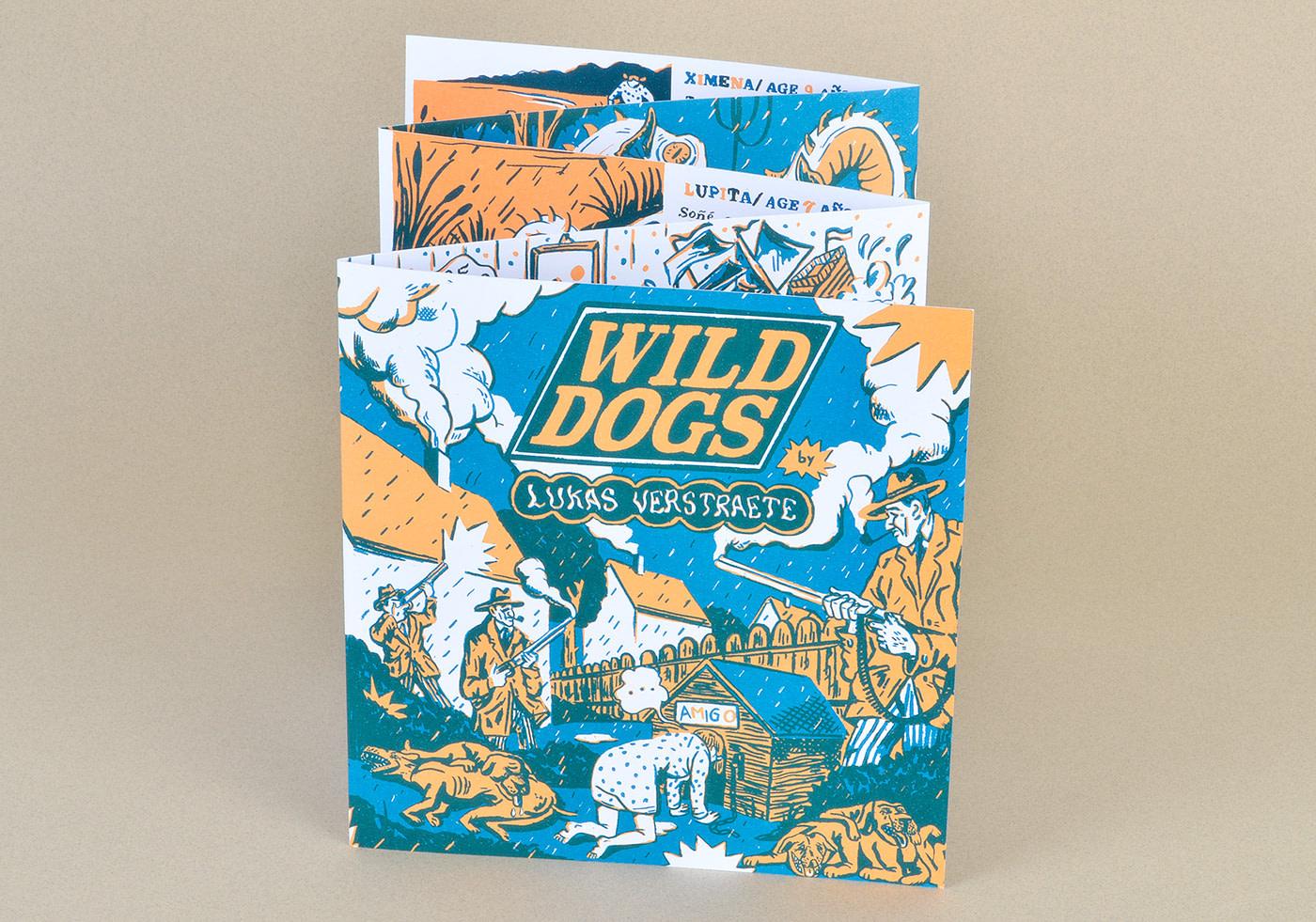 Wild Dogs - Lukas Verstraete