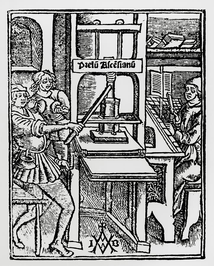 mare nostrum graficas imprenta gutenberg grabado 1522