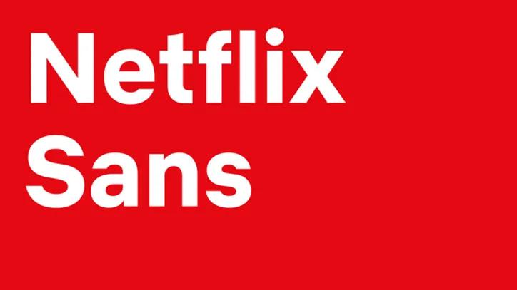 Netflix Sans vía Dalton Maag